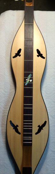 Eagle Dulcimer