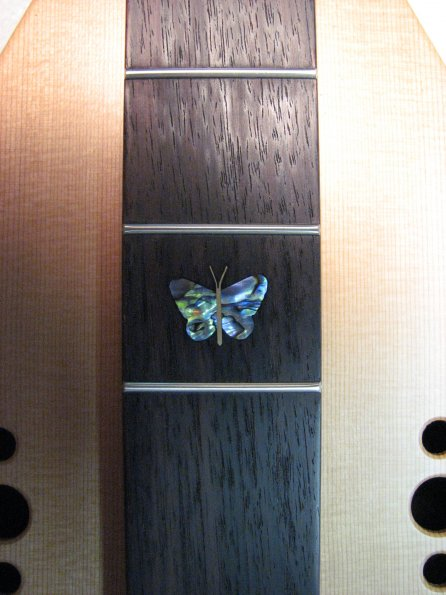 Blue Butterfly Fret 3
