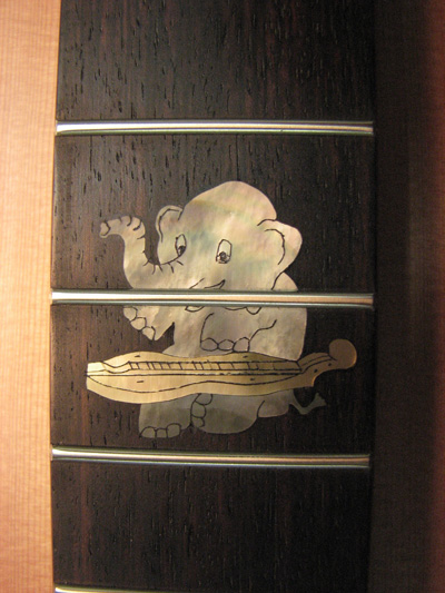 elephant and dulcimer